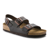 Birkenstock Milano - Brown Oiled Leather