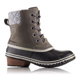 SOREL Women's Slimpack™ II Lace Duck Boot - Quarry