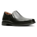 Clarks Men's Un.Sheridan Go Loafer - Black - 26128694 - Angle