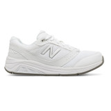 New Balance Women's 928v3 Mesh Walking - White - WW928WS3 - Profile