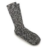 Birkenstock Cotton Slub Men - Black Gray - 1008039 - Profile