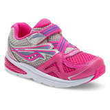 Saucony Little Kid's Ride Sneaker - Pink