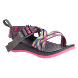 Chaco Big Kid's ZX/1 Ecotread™ - Fletched Pink - J180032 - Angle