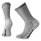 Smartwool Hike Medium Crew Socks - Gray - Dual