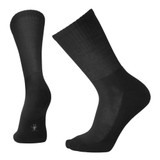 Smartwool Men's New Heathered Rib Socks - Black - Dual