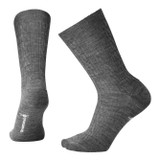 Smartwool Women's Cable II Sock - Medium Grey - SW0SW672052