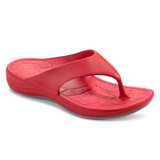 Aetrex Men's Maui Flips - Red - L3300/RED - Main Image