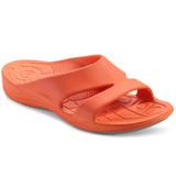 Aetrex Women's Bali Slides - Coral - L9007/CORAL - Main