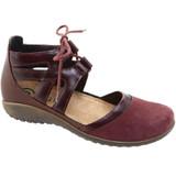 Naot Women's  Kata Gladiator Sandal - Violet / Bordeaux / Toffee