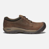 Keen Men's Austin Waterproof - Brown / Black Olive - 1019511 - Profile