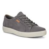 ECCO Men's Soft 7 Sneaker - Titanium - 430004-02244 - Main Image