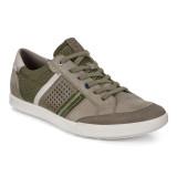Ecco Men's Collin 2.0 Sneaker - Tarmac / Tarmac - 536234-55894 - Main Image