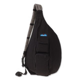 Kavu Rope Bag - Black - Front