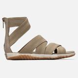 Sorel Women's Out 'N About™ Plus Strap Sandal - Sage - 1848561-365 - Profile