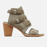 Sorel Women's Nadia™ Buckle II Heel - Sage - 1848221-265 - Profile