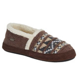 Acorn Women's Nordic Moc Slippers - Nordic Brown - A18605NOR - Main