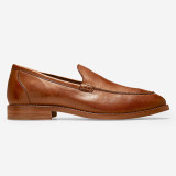 Cole Haan Men's Feathercraft Grand Venetian Loafer - British Tan - C29711 - Profile