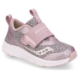 aucony Baby Liteform Sneaker - Blush - ST58611 - Front
