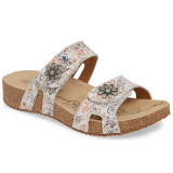 Josef Seibel Tonga 04 Sandal - White Multi - 78501761002 - Main