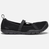 Keen Women's Hush Knit MJ - Black / Raven - 1020375 - Profile