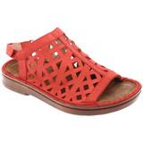 Naot Women's Amadora Sandal - Red Nubuck - 63417-C20 - Main