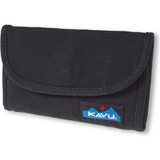 Kavu Big Spender Wallet - Black - Front