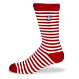 Sky Outfitters Crew Socks - Candy Stripes - Main Image