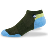 Sky Footwear Pikes Place Ankle Socks - Main - SKY/PIKESPLACE