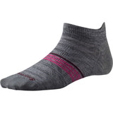 Smartwool Women's PhD Outdoor Ultra Light Micro Sock - Med Gray - SW001301-052