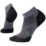 Smartwool Women's PhD Outdoor Light Micro Sock - Light Gray