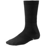 Smartwool Women's Texture Crew Socks - Black - SW0SM625-001 - Main