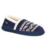 Acorn Women's Nordic Moc Slippers - Nordic Blue - A18605/ - Main