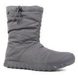 Bogs Women's B Puffy Mid - Dark Grey - 72241-011 - Main