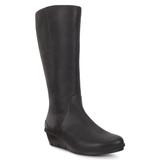ECCO Women's Skyler Boot - Black - 286113-02001 - Main