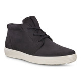 ECCO Men's Soft 7 M Chukka Boot - Black - 440374-02001 - Main