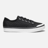 Keen Women's Elsa III Sneaker - Black / Star White - 1021931 - Profile