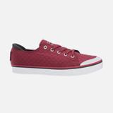 Keen Women's Elsa III Sneaker - Merlot / Star White - 1021932 - Profile