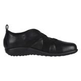 Naot Women's Apera - Soft Black Leather - 11175-BA6 - Profile