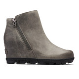Sorel Women's Joan of Arctic™ Wedge II Zip Boot - Quarry - 1870231-052 - Profile