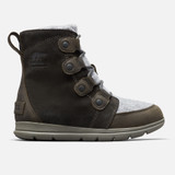 Sorel Women's Explorer Joan™ Boot - Coal - 1876491-048 - Profile