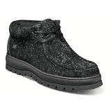 Stacy Adams Dublin II Moc Toe Boot - Black Multi - 63169-009 - Angle