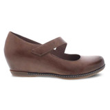 Dansko Women's Lanie - Tan Burnished Nubuck - 6907-151200 - Profile