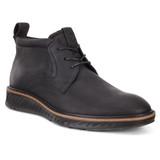 ECCO Men's ST.1 Hybrid Boot - Black - 836734-02001 - Profile1
