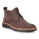 ECCO Men's ST.1 Hybrid Boot - Mocha - 836734-02178 - Main