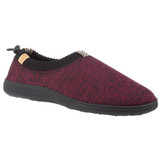 Acorn Women's Explorer Adventure Moc - Garnet Heather - A19007/GTH - Angle