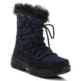 Spring Step Women's Denilia Boot - Navy - DENILIA-N - Angle