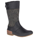 Merrell Women's Haven Tall Buckle Waterproof - Black - J17878 - Main