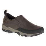 Merrell Men's Men's ColdPack Ice+ Moc WP - Brown (Wide Width) - J49821W - Main