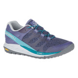 Merrell Women's Antora - Crown Blue - J99680 - Profile