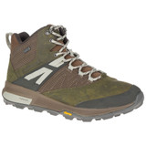 Merrell Men's Zion Mid Waterproof - Dark Olive - J16891 - Main